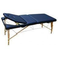 Table de massage 2 plans - La table noire