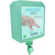 Aniosgel 800 - Le flacon pompe de 500 ml.